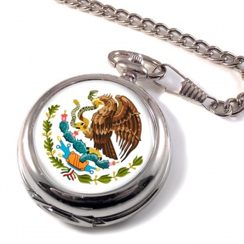 Mexico Pocket Watch