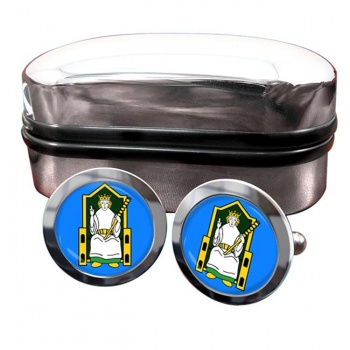 Kingdom of Meath (Mide) (Ireland) Crest Cufflinks