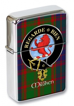 Milliken Scottish Clan Flip Top Lighter