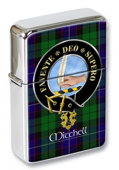 Mitchell Scottish Clan Flip Top Lighter