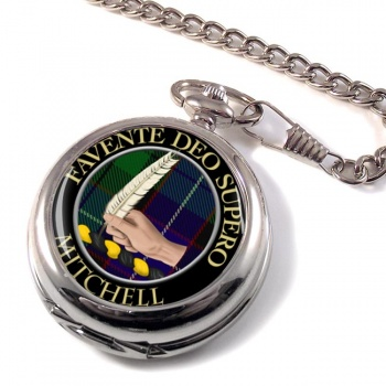 Mitchell Scottish Clan Pocket Watch