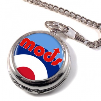 Mods Pocket Watch
