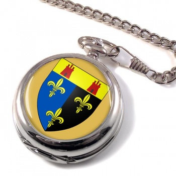 Monmouthshire (Wales) Pocket Watch