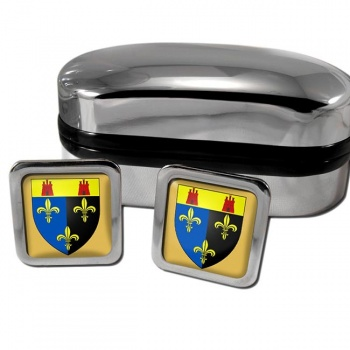 Monmouthshire  Square Cufflinks