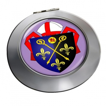 Monmouth See  Round Mirror