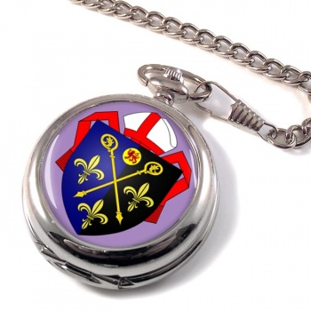 Monmouth See (Wales) Pocket Watch