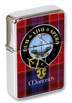 Monteith Scottish Clan Flip Top Lighter