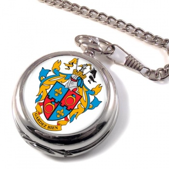 Montgomery County MD (USA) Pocket Watch