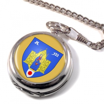 Montpellier (France) Pocket Watch