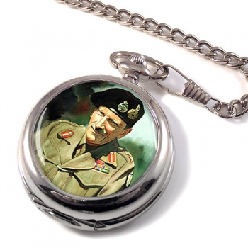 Field Marshal Bernard Law Montgomery Pocket Watch