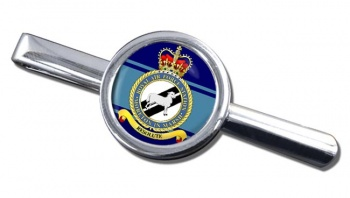 RAF Station Moreton in Marsh Round Tie Clip