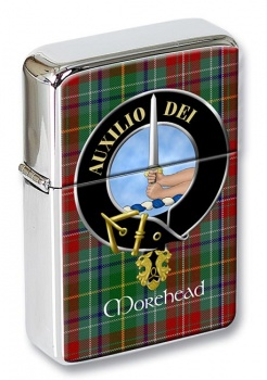 Morehead Scottish Clan Flip Top Lighter