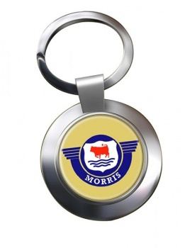 Morris Motors Chrome Key Ring