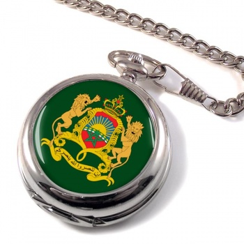 Morocco  المغرب‎ Pocket Watch