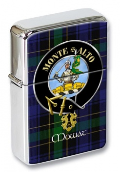 Mowat Scottish Clan Flip Top Lighter
