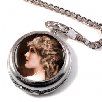 Mary Pickford Pocket Watch