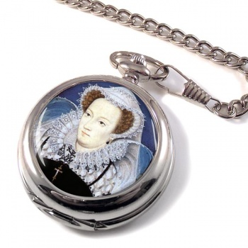 Mary Queen of Scots Pocket Watch