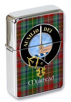 Muirhead Scottish Clan Flip Top Lighter