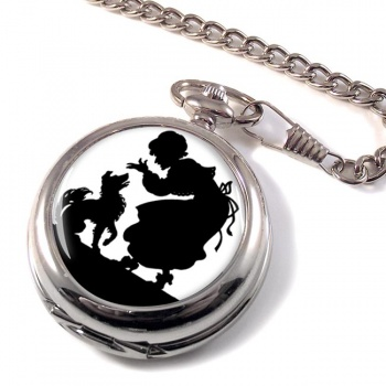 Mother Hubbard Pocket Watch