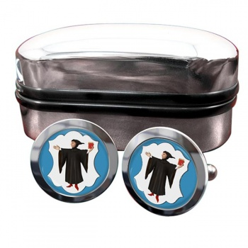 Munchen Munich (Germany) Crest Cufflinks