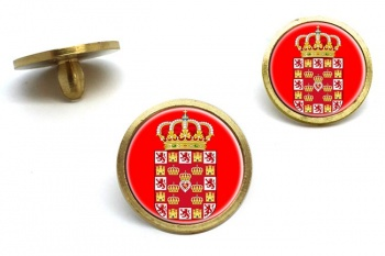 Murcia Ciudad (Spain) Golf Ball Marker