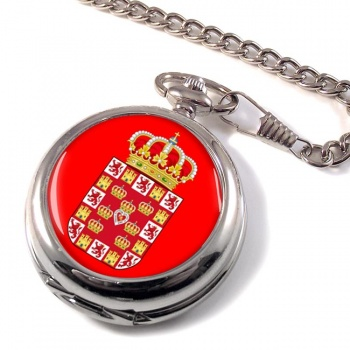 Murcia (Ciudad) (Spain) Pocket Watch