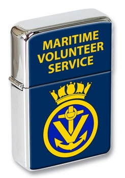 Maritime Volunteer Service Flip Top Lighter