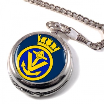 Maritime Volunteer Service Pocket Watch