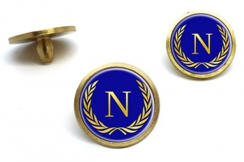 Monogram of Napoleon (France) Golf Ball Marker