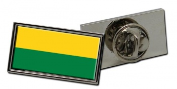Narino (Colombia) Flag Pin Badge