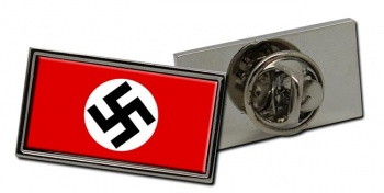 Deutschen Reiches 1935-1945 (Third Reich Germany) Flag Pin Badge