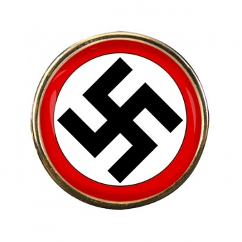 Deutschen Reiches 1935-1945 (Third Reich Germany) Round Pin Badge