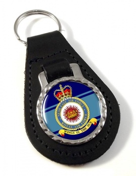 Near East Air Force (Royal Air Force) Leather Key Fob