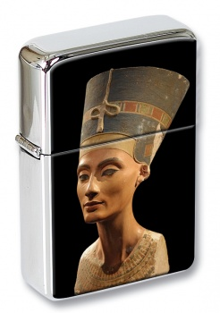 Neferneferuaten Nefertiti Flip Top Lighter