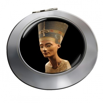 Neferneferuaten Nefertiti Chrome Mirror