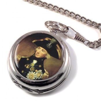 Admiral Lord Nelson Pocket Watch