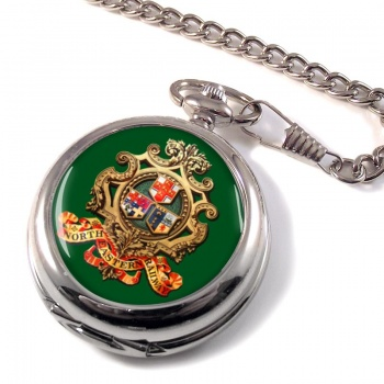 North Eastern Railway Pocket Watch