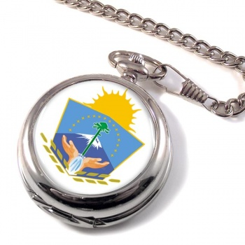 Argentine Neuquen Province Pocket Watch