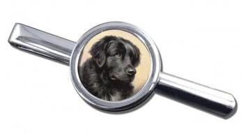 Newfoundland Dog by Reichert Tie Clip