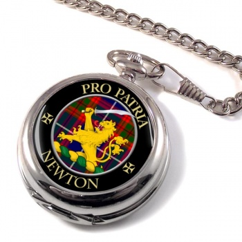 Newton Scottish Clan Pocket Watch
