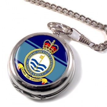 RAF Station North Front Pocket Watch
