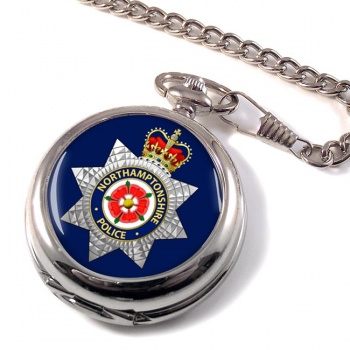 Northamptonshire Police Pocket Watch