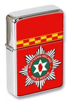 Northern Ireland Fire and Rescue Flip Top Lighter