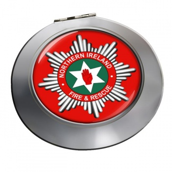 Northern Ireland Fire and Rescue Chrome Mirror