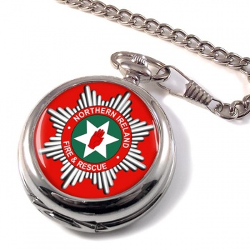 Northern Ireland Fire and Rescue Pocket Watch
