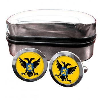Nijmegen (etherlands) Crest Cufflinks