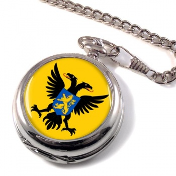 Nijmegen (etherlands) Pocket Watch