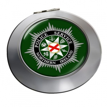 Police Service Northern Ireland Chrome Mirror
