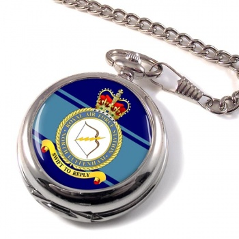 RAF Station North Luffenham Pocket Watch