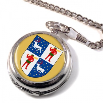 Norrbotten (Sweden) Pocket Watch